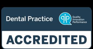 Dental Practice QIP Accreditation logo